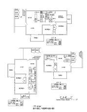 Sanibel Moorings Floor Plans