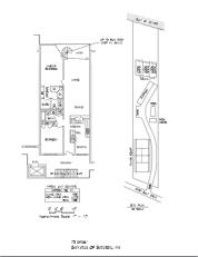 Sayana of Sanibel Floor Plan and Site Plan