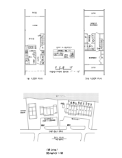 Seawind Floor Plans and Site Plan