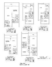 Sundial West Floor Plans