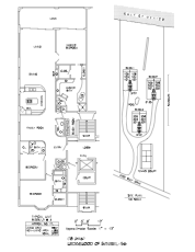 Wedgewood Floor Plan and Site Plan