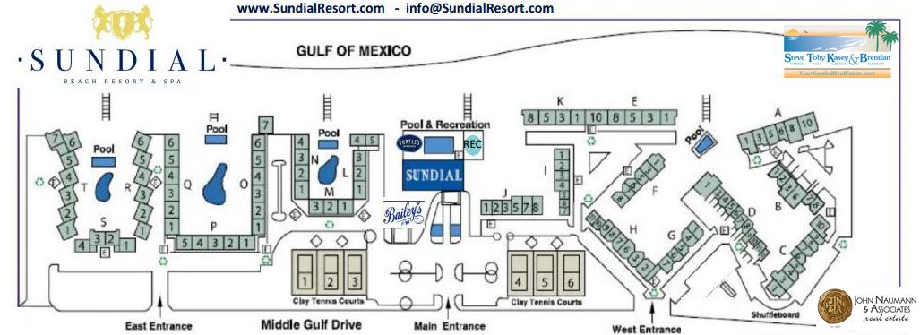 Sundial Map