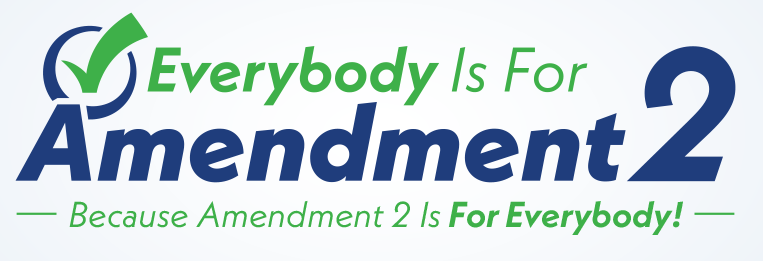 Vote YES on Amendment 2