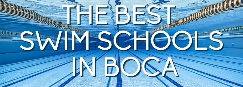 best swim schools in boca | blog header image