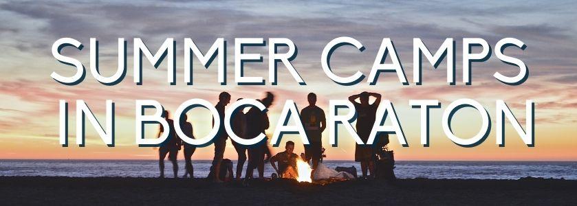 summer camp in boca raton | blog header image