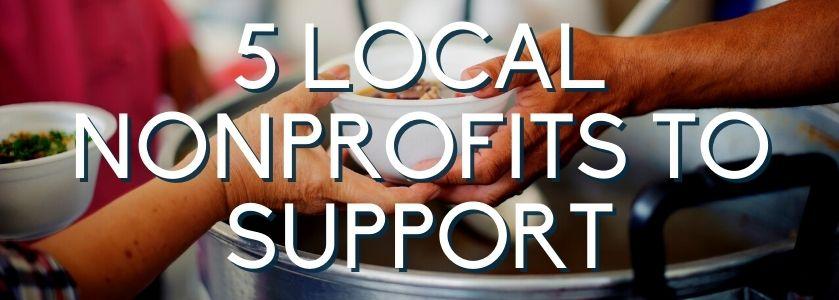 5 boca nonprofits to support | blog header image