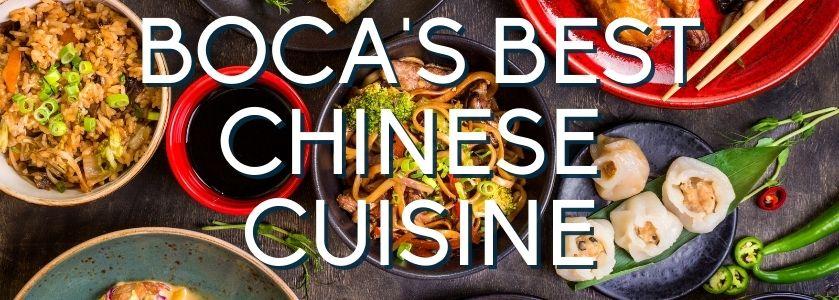 boca raton chinese food | blog header image