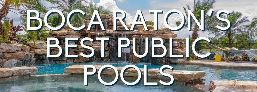 boca raton public pools