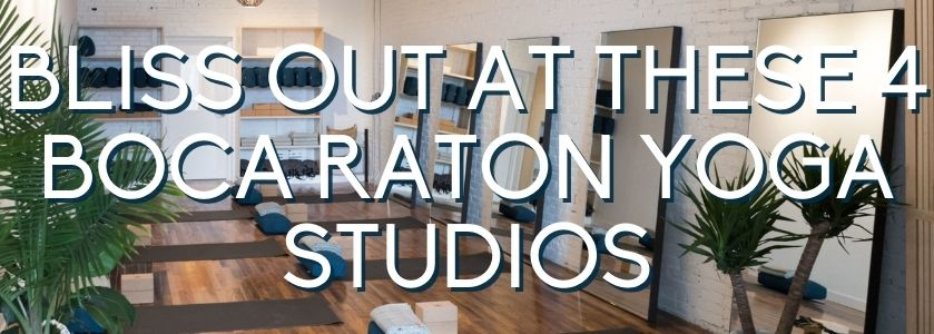 boca raton yoga studios