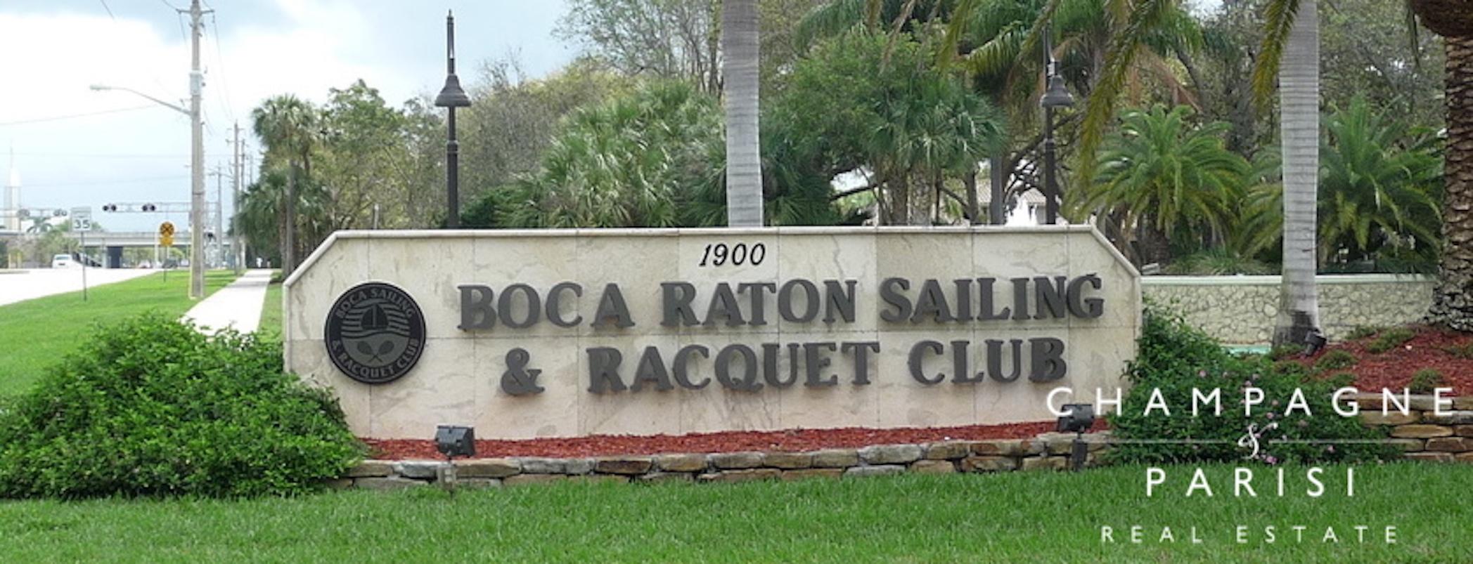 Boca Raton Sailing & Racquet Club