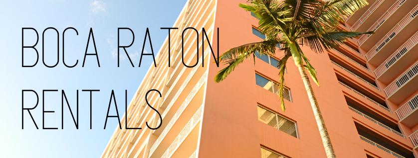 Boca Raton Rentals