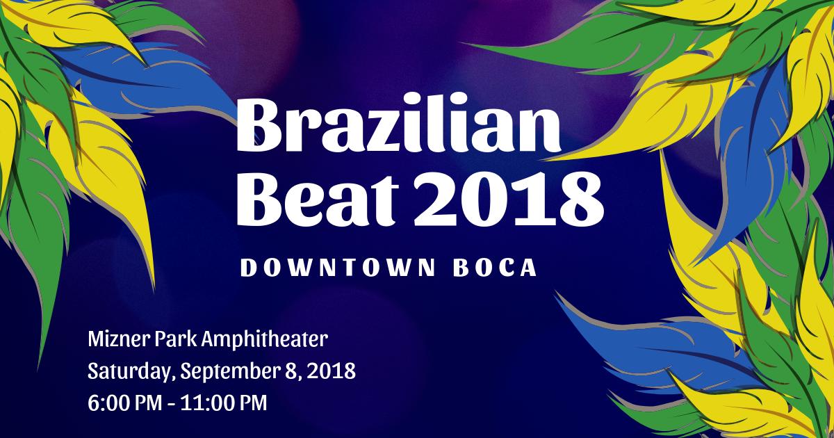 Brazilian Beat 2018