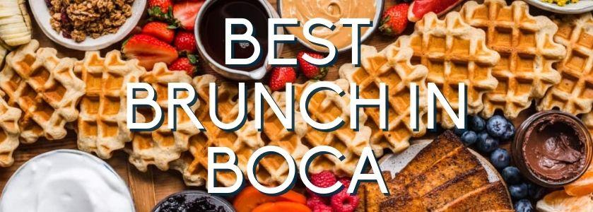 best brunch in boca | cover image