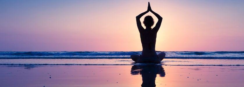 guided beach meditation