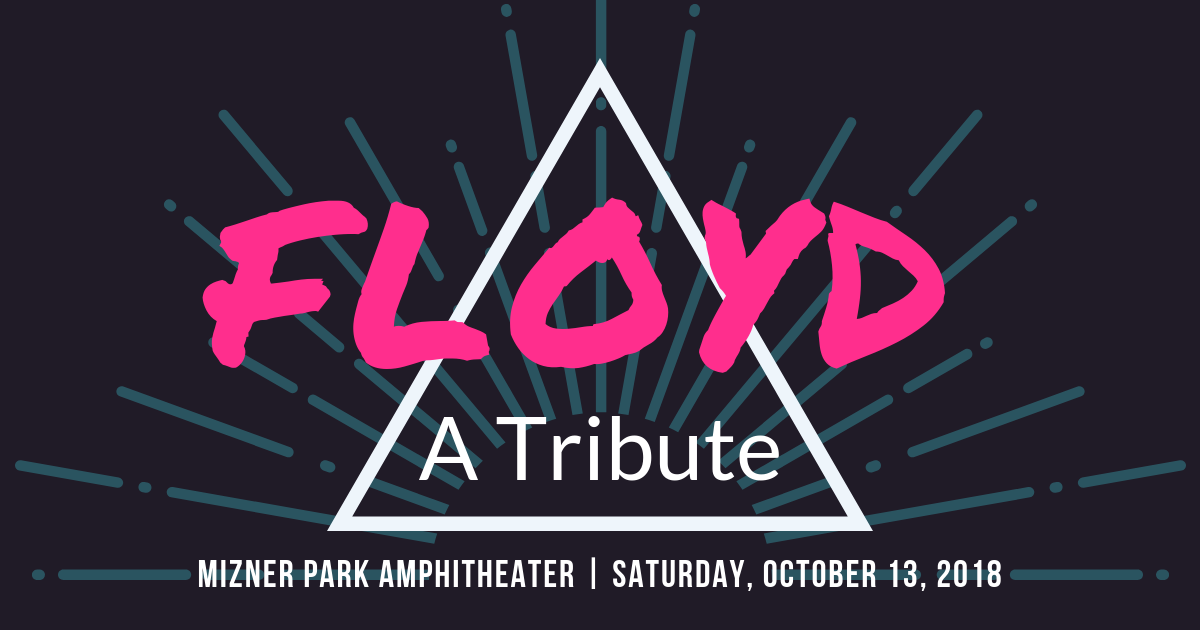 FLOYD A Tribute at Mizner Park Amphitheater