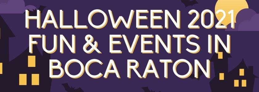 halloween events in Boca