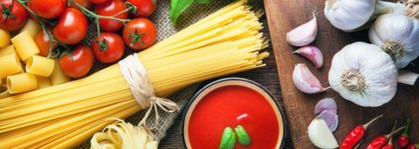 fine raw italian food