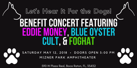 It's Going to the Dogs Benefit concert