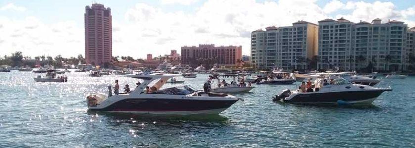 lake boca boating