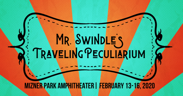The Great Mr. Swindle's Traveling Peculiarium & Drink-ory Garden