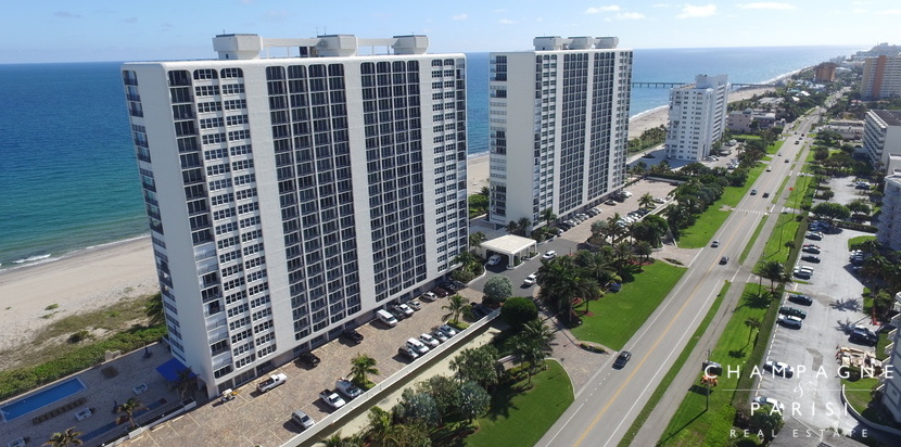 Ocean Towers Beachfront Condos