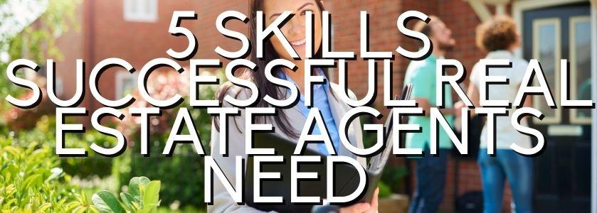 realtor skills everyone should know