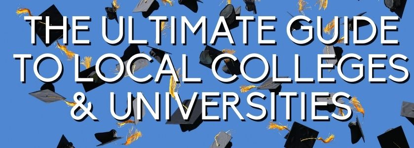 the ultimate guide to colleges & universities