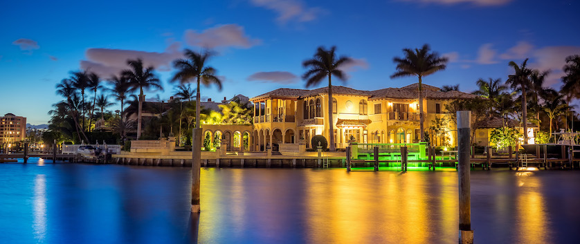 Boca Raton Waterfront Home