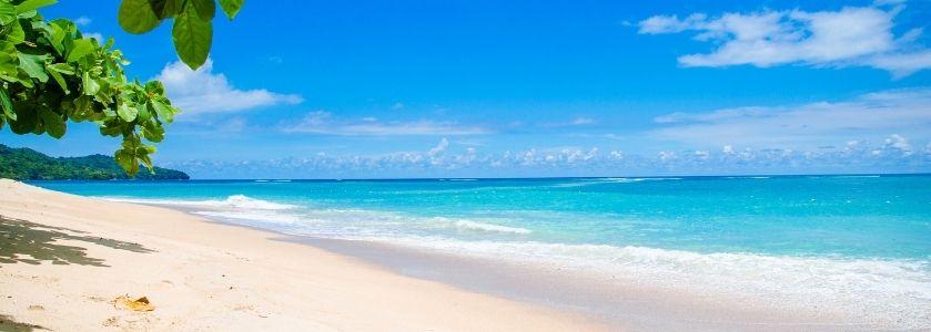 perfect florida beach day