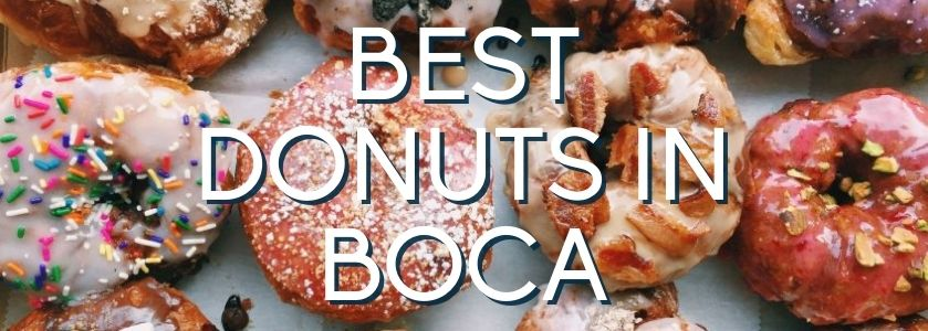 best donuts in boca raton cover image