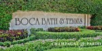 Boca Bath and Tennis Homes for Sale