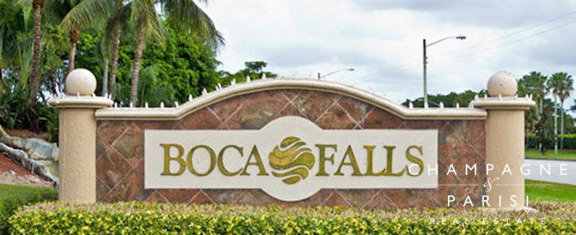Boca Falls Boca Raton