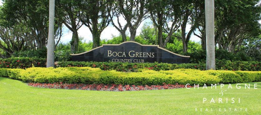 Boca Greens Boca Raton