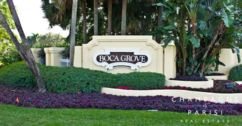 Boca Grove Boca Raton