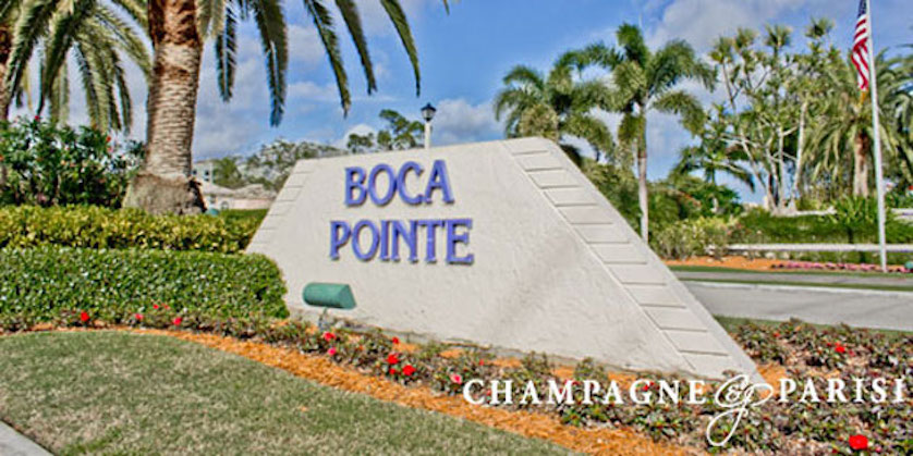 Boca Pointe Country Club