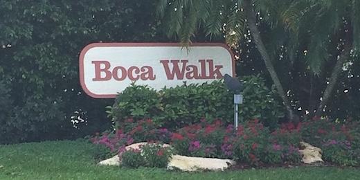 Boca Walk