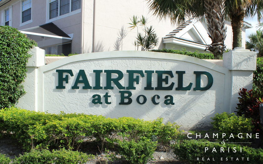 Fairfield Boca Raton