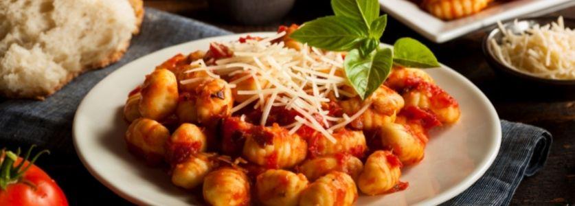 gnocchi with parmesan