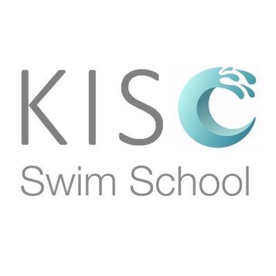 kiso swim school logo
