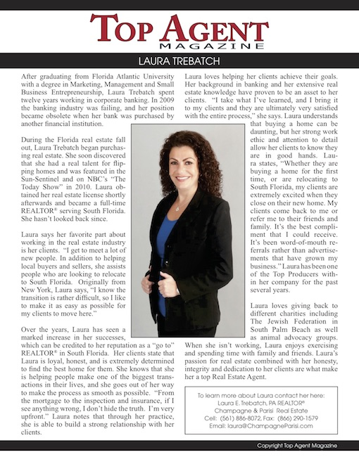 Top Agent Laura Trebatch