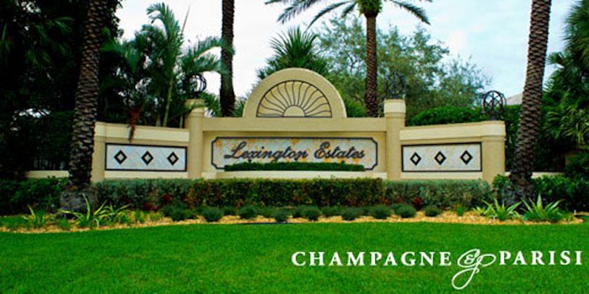 Lexington Estates Boca Raton
