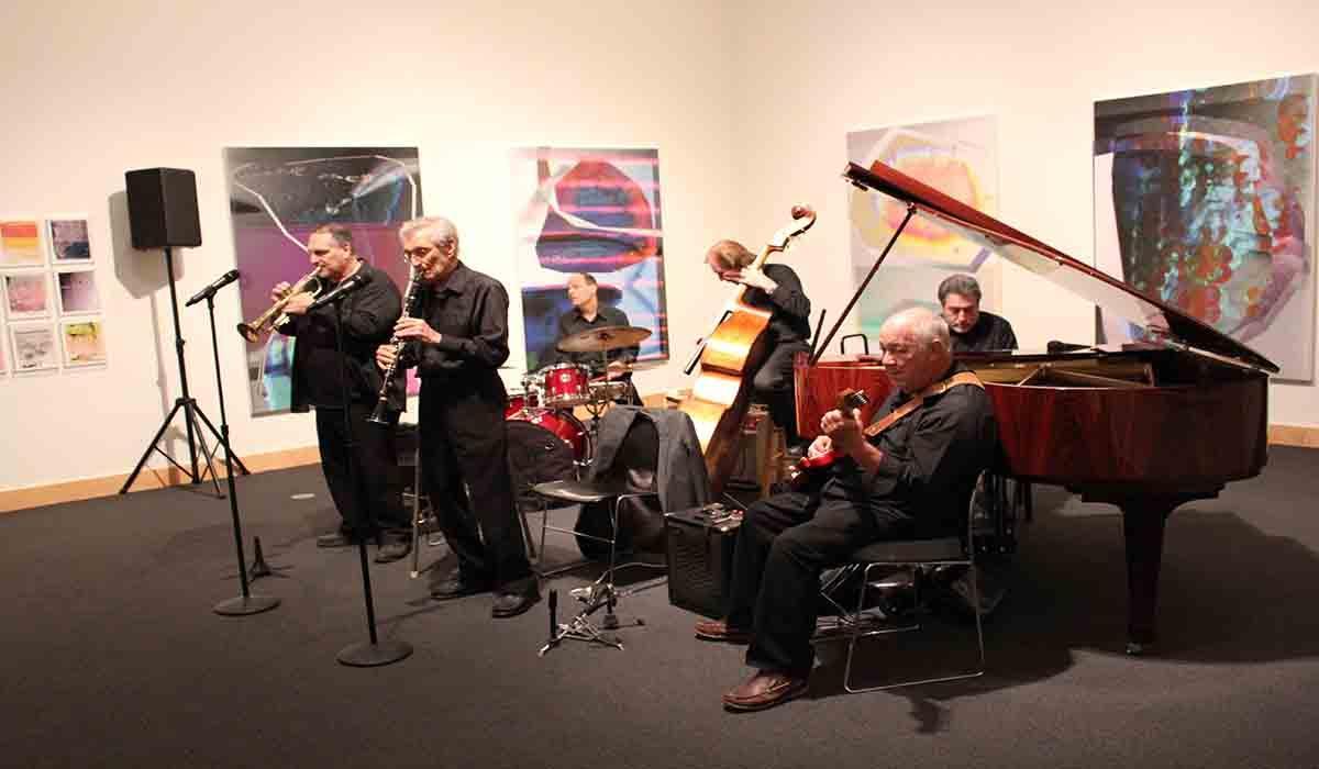 music in the boca museum