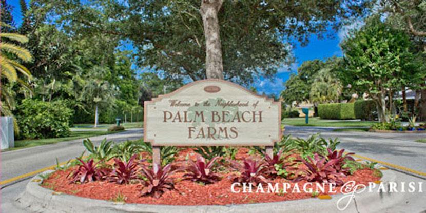 Palm Beach Farms Boca Raton