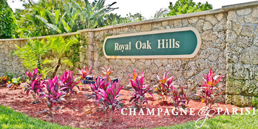 Royal Oak Hills Boca Raton