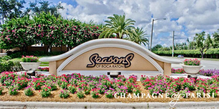 Seasons Boca Raton, FL