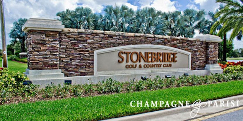 Stonebridge Golf & Country Club in Boca Raton, FL
