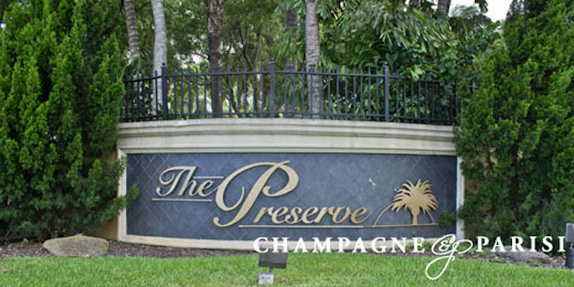 The Preserve Boca Raton, FL