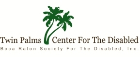 twin palms center for the disabled | horizontal logo