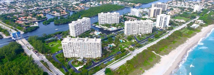 Boca Raton Waterfront Condos