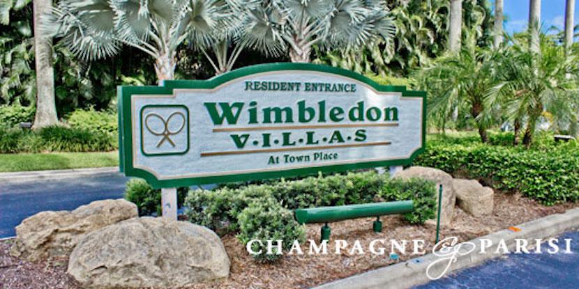Wimbledon Villas Boca Raton, FL